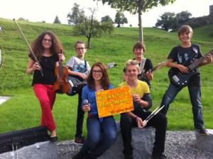 Musikschule Schüler und Schülerinnen