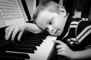 klavier lernen für kinder