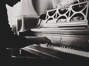 Klavier lernen in Beeck