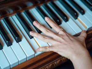 Klavier lernen in Leck