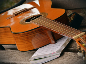 Gitarrenunterricht in Gengenbach