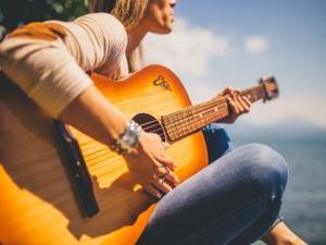Gitarrenunterricht in Kirchdorf am Inn