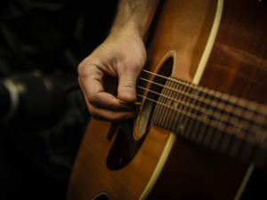 Gitarrenlehrer in Bernau am Chiemsee