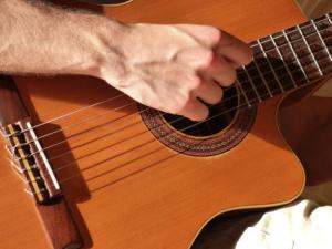 Gitarre lernen in Königsberg in Bayern