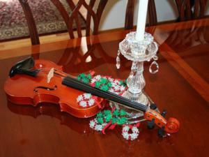 Geige lernen mit Geigenunterricht und Geigenlehrer in Blaufelden
