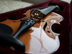 Geige lernen mit Geigenunterricht und Geigenlehrer in Riedenburg, Altmühltal