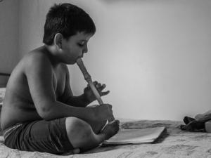 Blockflöte lernen mit Blockflötenunterricht und Blockflötenlehrer in Unterschneidheim