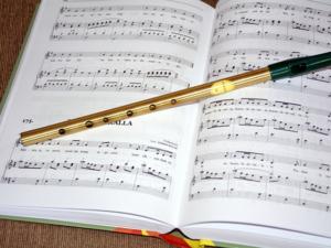 Blockflöte lernen mit Blockflötenunterricht und Blockflötenlehrer in Bad Laasphe