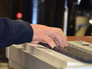Keyboard lernen mit Keyboardunterricht und Keyboardlehrer in Wedding