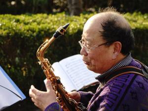 Saxophon lernen mit Saxophonunterricht und Saxophonlehrer in Heek