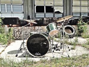 Schlagzeug lernen mit Schlagzeugunterricht und Schlagzeuglehrer in Altenberge, Westfalen
