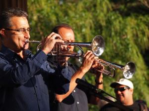 Trompete lernen mit Trompetenunterricht und Trompetenlehrer in Weiterstadt