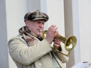 Trompete lernen mit Trompetenunterricht und Trompetenlehrer in Bibertal, Schwaben